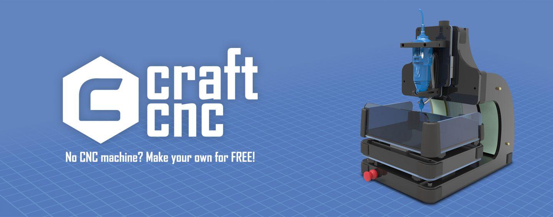 Craft CNC Banner