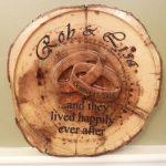 Wood Wedding Gift CNC