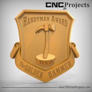Handyman Awards CNC