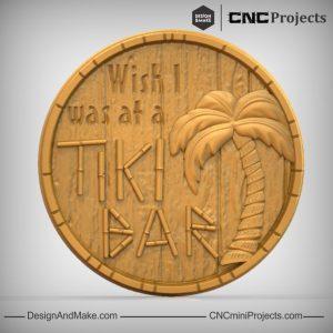 Tiki Bar CNC