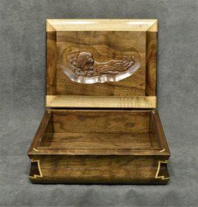 Milo Scott Wooden Box