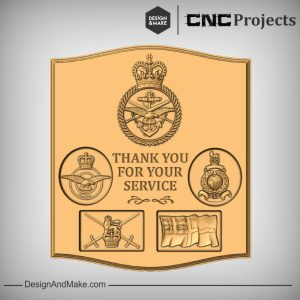 British Armed Forces CNC