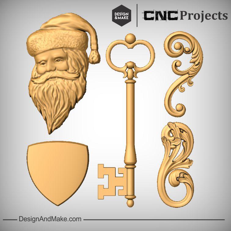 Santa's Magic Key CNC