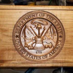 America Box CNC Wood