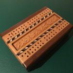 Crib Board CNC Wood Example
