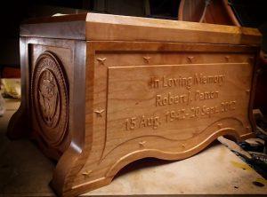 Mother Box CNC Models Wood Box