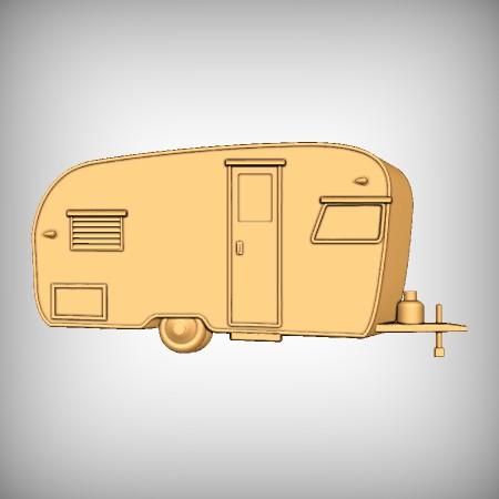 Caravan Model CNC