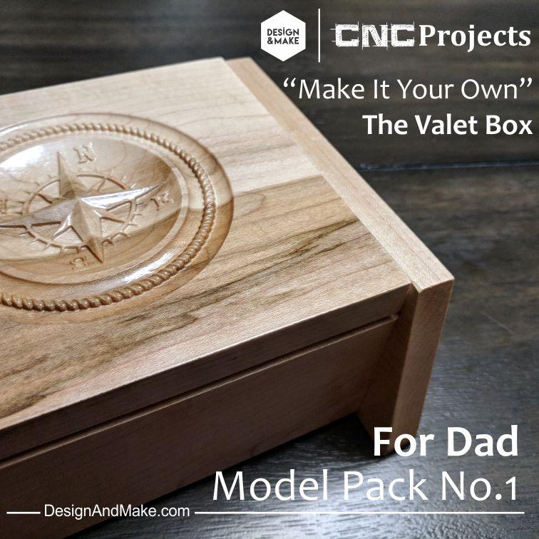 Valet Box CNC