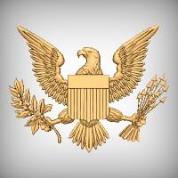 United States Eagle CNC Model