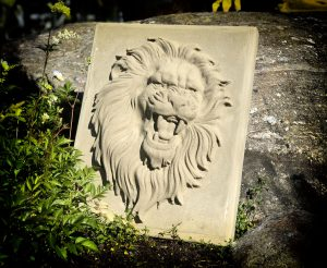 CNC Concrete Lion