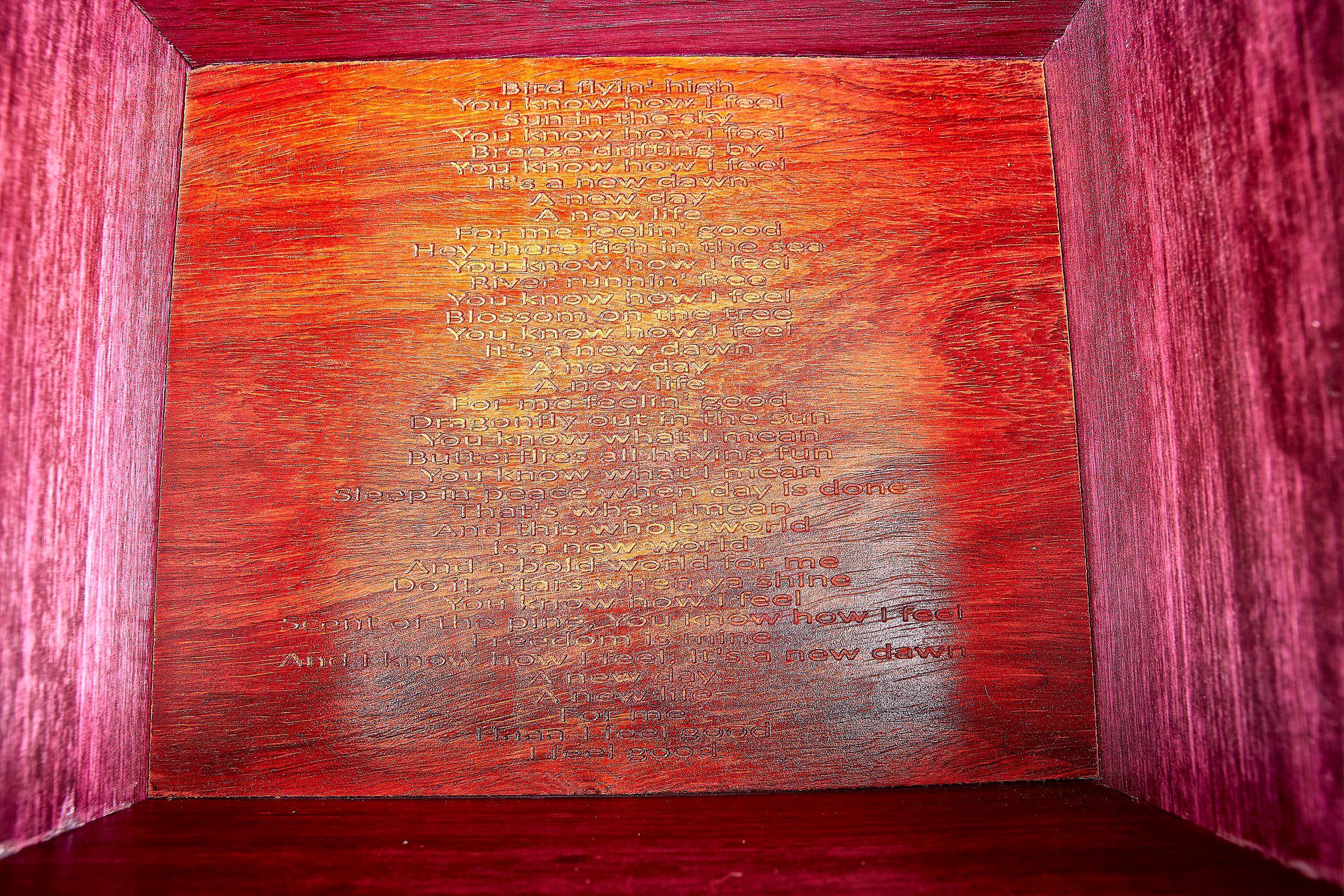 Wood Box CNC