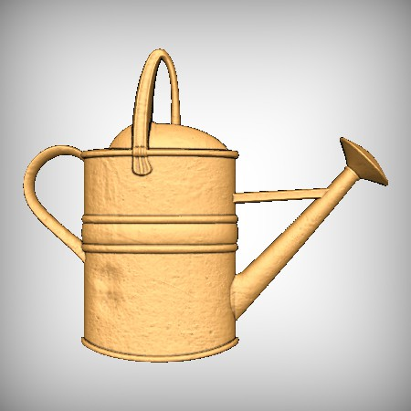 Watering Can CNC Model