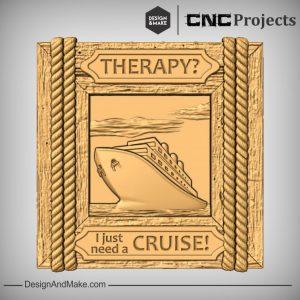 Cruise Ship CNC Project