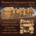 Western Expansion Pack CNC Project