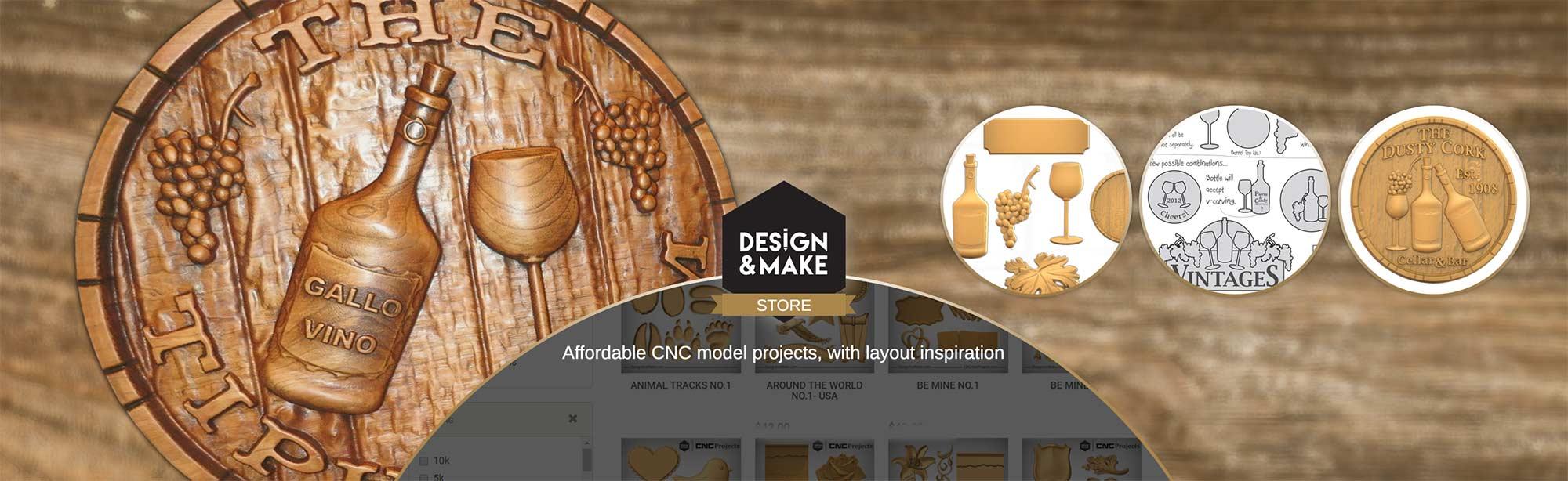 Design & Make banner