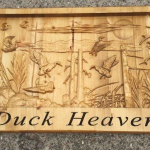 Wildlife duck heaven board