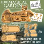 Magical garden Free CNC model project