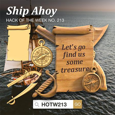 Hack of the Week No.213