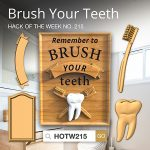 Brush Your Teeth CNC sign project
