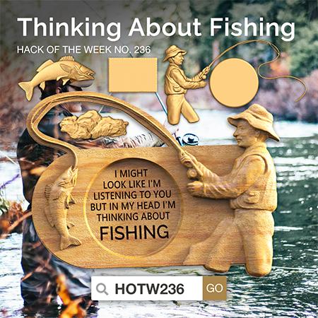 Thinking Of Fishing