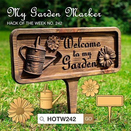 My Garden Marker